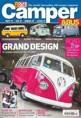 VW Camper & Bus - UK edition