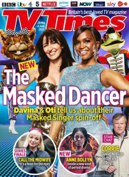 TV Times - UK edition