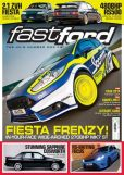 Book Cover Image. Title: Fast Ford, Author: Future Publishing