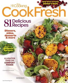 The Best of Fine Cooking - CookFresh - Winter 2013