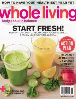 Whole Living - January-February 2013