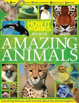 How It Works- Book of Amazing Animals 2013
