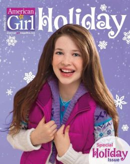 American Girl's Special Holiday Issue 2012