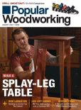 Book Cover Image. Title: Popular Woodworking Magazine, Author: F+W Media