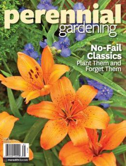 Perennial Gardening 2013