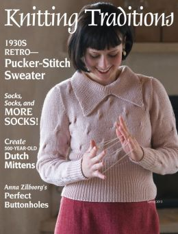 Piecework's Knitting Traditions - Spring 2013