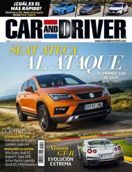 Car and Driver - Edición España