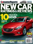Book Cover Image. Title: Consumers Reports' New Car Ratings and Reviews 2013, Author: Consumer Reports