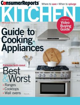 Consumer Reports' Kitchen - Summer 2013