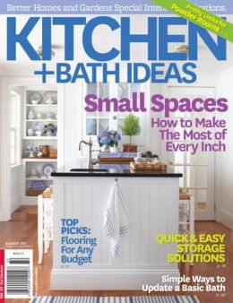 Better Homes And Gardens 39 Kitchen And Bath Ideas Summer 2013 By