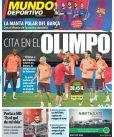 Book Cover Image. Title: Mundo Deportivo, Author: El Mundo Deportivo S.A.