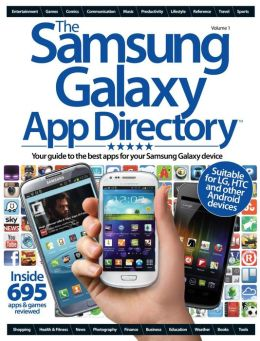 The Samsung Galaxy App Directory Volume 1