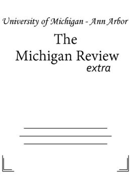 The Michigan Review