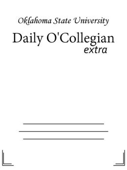 Daily O'Collegian