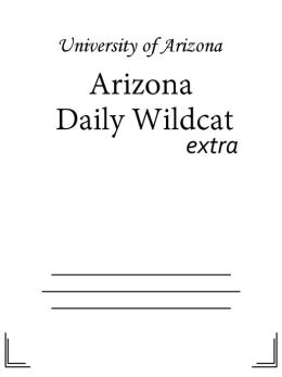 Arizona Daily Wildcat