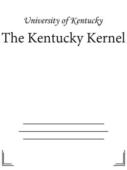 The Kentucky Kernel