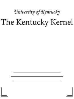 The Kentucky Kernel
