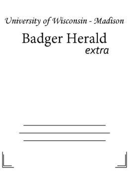 Badger Herald