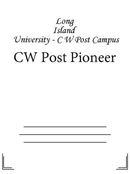 CW Post Pioneer