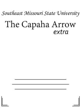 The Capaha Arrow