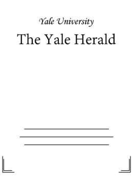 The Yale Herald