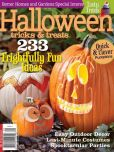 Book Cover Image. Title: Halloween Tricks & Treats, Author: Meredith Corporation