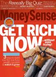 Book Cover Image. Title: MoneySense, Author: Roger's Publishing