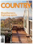 Book Cover Image. Title: Australian Country, Author: Universal Magazines