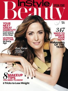 InStyle's Beauty Special Issue 2013