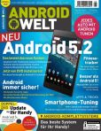 Book Cover Image. Title: Android Welt, Author: IDG Tech Media