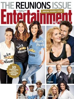 Entertainment Weekly: The Reunions Issue