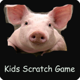 Kids Scratch Game