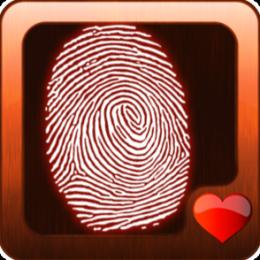 Love Meter Finger Scanner