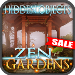Zen Gardens Hidden Objects Fantasy Game