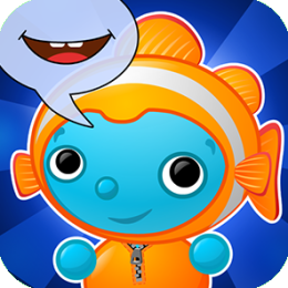 Ocean Adventures! Fun educational games for kids in Preschool & Kindergarten: Grammar & Vocabulary