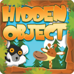 Hidden Objects - Animal Zoo