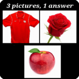 3 pictures, 1 answer