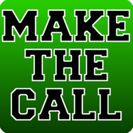 Make the Call: Soccer