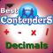 Best Contenders: Decimals