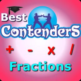Best Contenders: Fractions