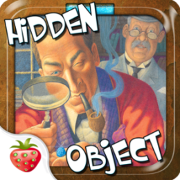 Sherlock Holmes: The Blue Diamond - Hidden Object Game