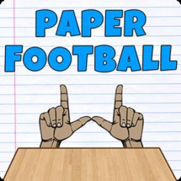 Paper Football Toss