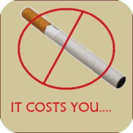 Smoking Cost Calculator