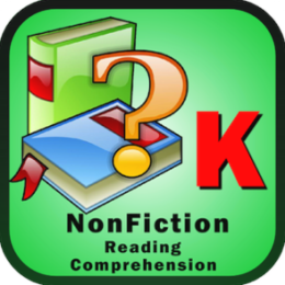 Reading Comprehension Non-Fiction for KIndergarten and First Grade