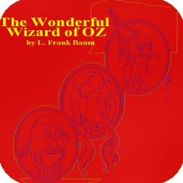 AudioBook - The Wizard of Oz ( Audio Book: The Wonderful Wizard of Oz by L. Frank Baum )