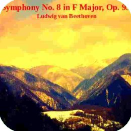 DigitalMusic - Beethoven Symphony No. 8 in F Major, Op. 93