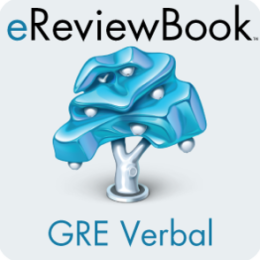 eReviewBook GRE VERBAL (An Interactive Study Tool for Android)
