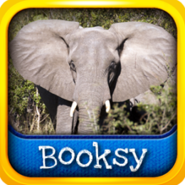 Elephants! Booksy Level 1 Reader