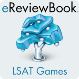 eReviewBook LSAT Games (An Interactive Study Tool for Android)