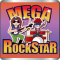Mega Rockstar Slot Machine